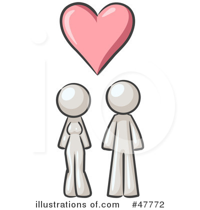 Heart Clipart #47772 by Leo Blanchette