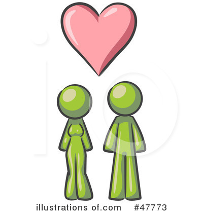 Heart Clipart #47773 by Leo Blanchette