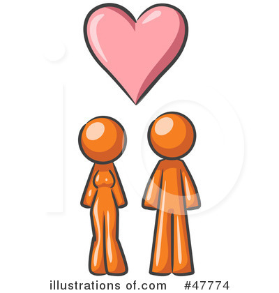Heart Clipart #47774 by Leo Blanchette