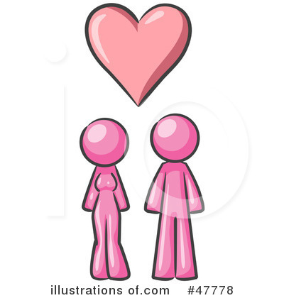 Heart Clipart #47778 by Leo Blanchette