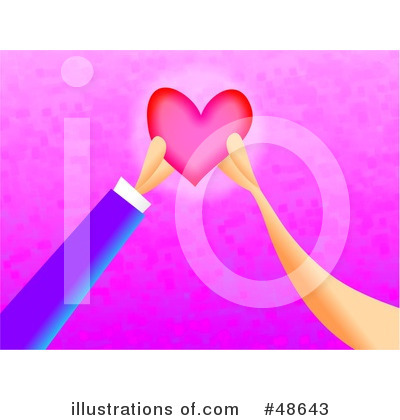 Royalty-Free (RF) Love Clipart Illustration by Prawny - Stock Sample #48643