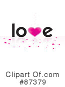 Royalty-Free (RF) Love Clipart Illustration #87379