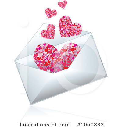 Envelope Clipart #1050883 by MilsiArt