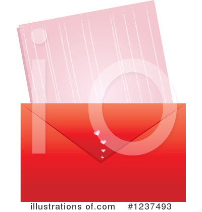 Envelope Clipart #1237493 by Pams Clipart