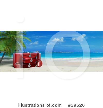 Travel Clipart #39526 by Frank Boston