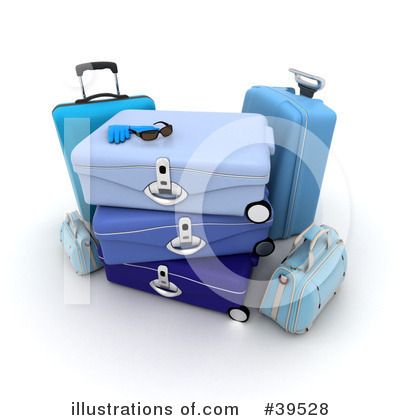 Travel Clipart #39528 by Frank Boston