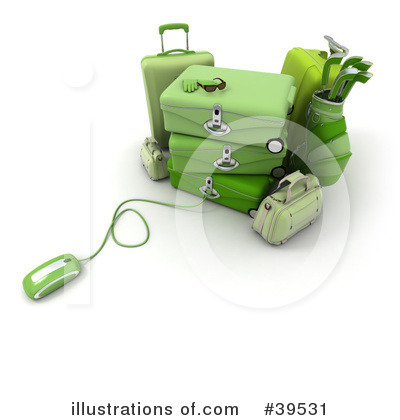Computer Mouse Clipart #39531 by Frank Boston