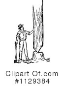 Royalty-Free (RF) lumberjack Clipart Illustration #1129384