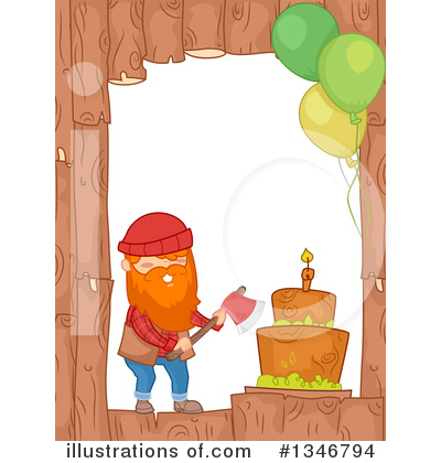 Cake Clipart #1346794 by BNP Design Studio