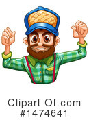 Lumberjack Clipart #1474641 by Graphics RF
