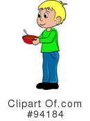 Lunch Clipart #94184 by Pams Clipart