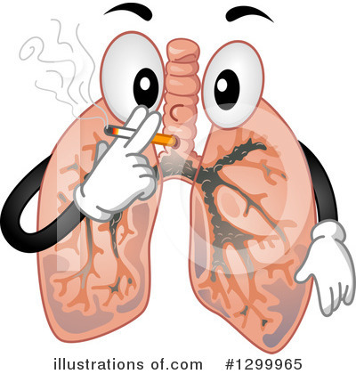 Smoking Clipart #1299965 by BNP Design Studio