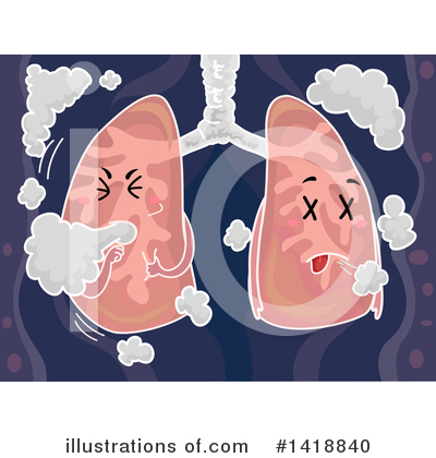 Cancer Clipart #1418840 by BNP Design Studio