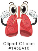Lungs Clipart #1462418 by Graphics RF