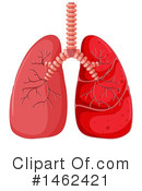 Lungs Clipart #1462421 by Graphics RF