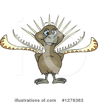 Bird Clipart #42882 - Illustration by Dennis Holmes Designs