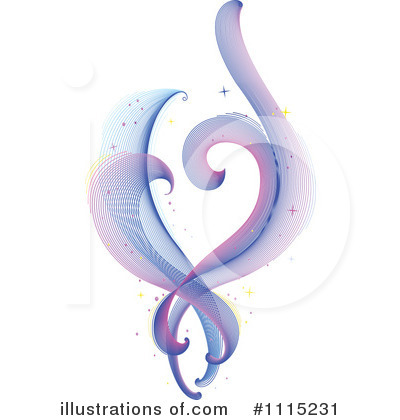 Swirls Clipart #1115231 by Graphics RF
