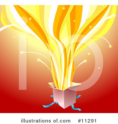 Flames Clipart #11291 by AtStockIllustration