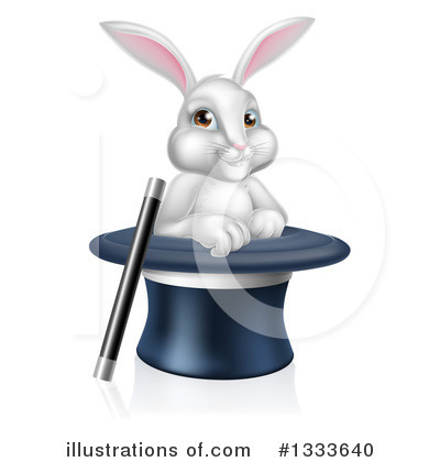 Rabbit Clipart #1333640 by AtStockIllustration