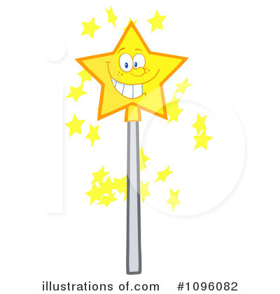 Wizard Clipart #1096082 by Hit Toon