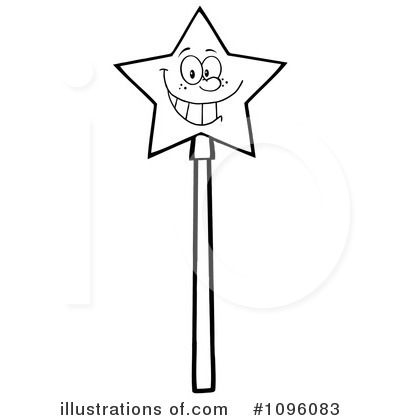Wizard Clipart #1096083 by Hit Toon