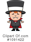 Royalty-Free (RF) Magician Clipart Illustration #1091422