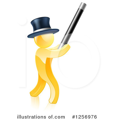 Wizard Clipart #1256976 by AtStockIllustration