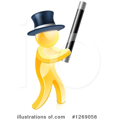 Wizard Clipart #1269056 by AtStockIllustration