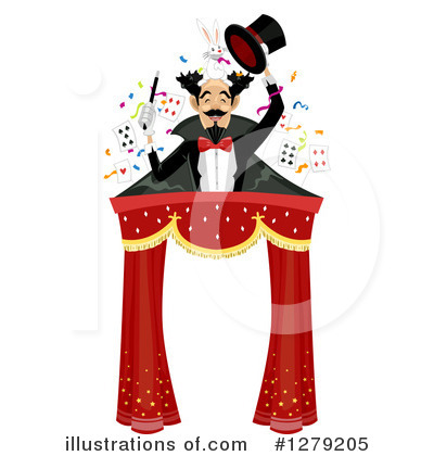 Circus Clipart #1279205 by BNP Design Studio