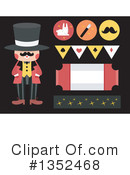 Royalty-Free (RF) Magician Clipart Illustration #1352468