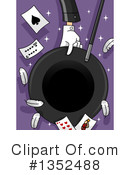 Royalty-Free (RF) Magician Clipart Illustration #1352488