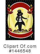 Royalty-Free (RF) Magician Clipart Illustration #1446548
