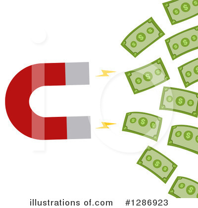Finance Clipart #1286923 by Hit Toon