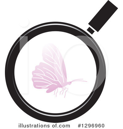 Butterfly Clipart #1296960 by Lal Perera