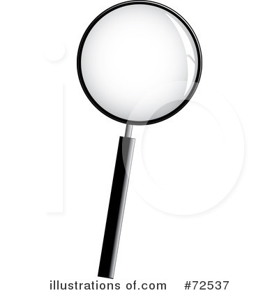 Magnifying Glass Clipart #72537 by cidepix
