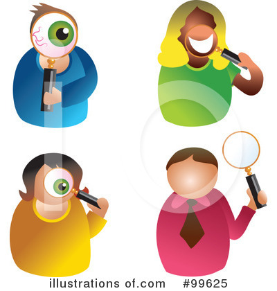 Searching Clipart #99625 by Prawny