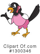 Magpie Clipart #1300346 by LaffToon
