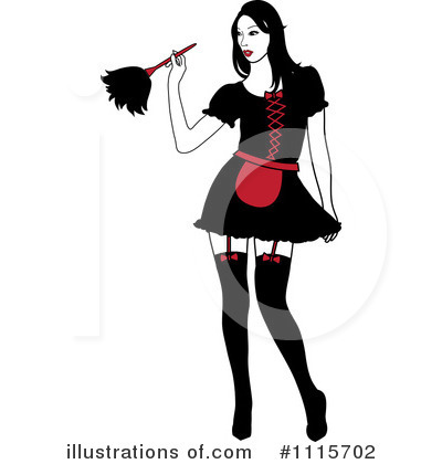 Dusting Clipart #1115702 by Pams Clipart