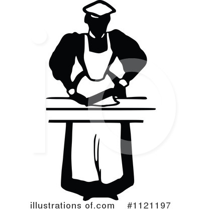 Cooking Clipart #1121197 by Prawny Vintage
