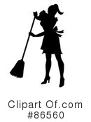 Maid Clipart #86560 by Pams Clipart