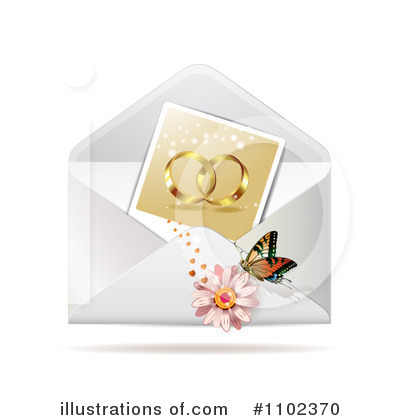 Royalty-Free (RF) Mail Clipart Illustration by merlinul - Stock Sample #1102370