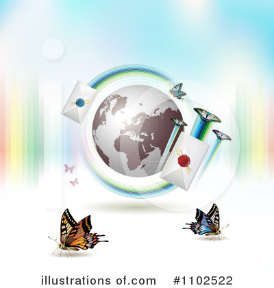 Mail Clipart #1102522 by merlinul