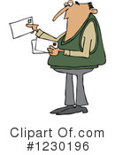 Mail Clipart #1230196 by djart