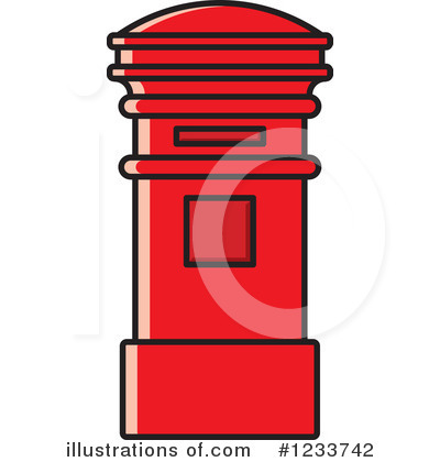 Mailbox Clipart #1233742 by Lal Perera