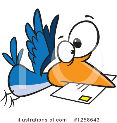 Envelope Clipart #1258643 by toonaday