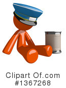 Mail Man Clipart #1367268