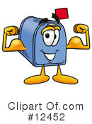 Mailbox Character Clipart #12452 by Toons4Biz
