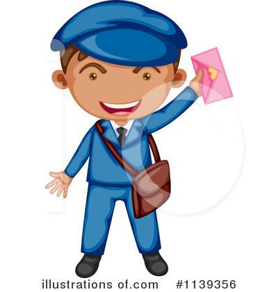 Clip Art Mailman Clipart mailman clipart 1139356 illustration by colematt royalty free rf colematt