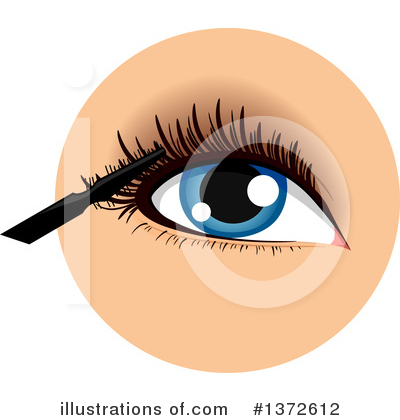 Makeup Clipart #1372612 by BNP Design Studio