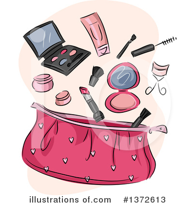 Makeup Clipart #1372613 by BNP Design Studio